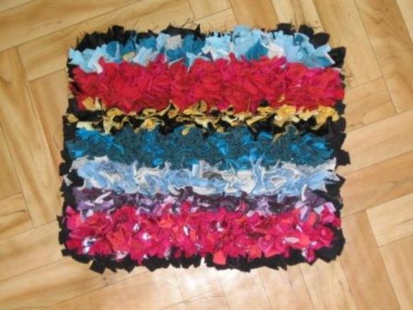 Mandy's rug
