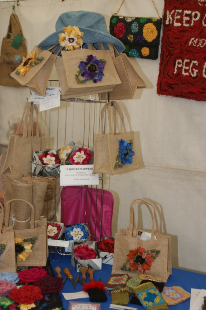 Tiddleybags and Tiddleyflowers